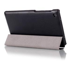 Polohovatelné pouzdro na tablet Lenovo Tab 2 A7-30 - černé - 3
