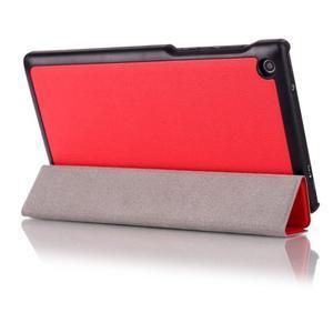 Polohovatelné pouzdro na tablet Lenovo Tab 2 A7-30 - červené - 3