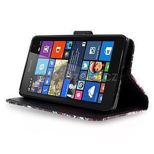 Safety pouzdro na mobil Microsoft Lumia 535 - motýlci - 3