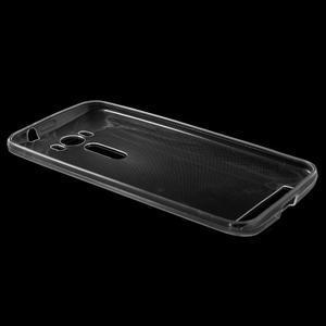 Ultratenký slim obal na Asus Zenfone 2 Laser - transparentní - 3