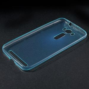 Ultratenký slim obal na Asus Zenfone 2 Laser - světle modrý - 3
