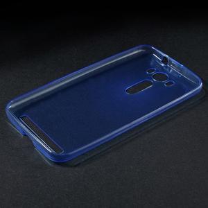 Ultratenký slim obal na Asus Zenfone 2 Laser - modrý - 3