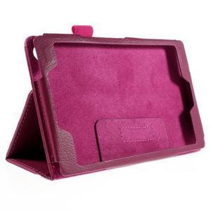 Koženkové pouzdro na tablet Asus ZenPad 7.0 Z370CG - rose - 3
