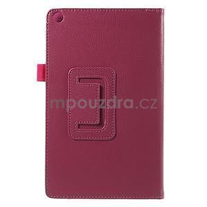 Safety polohovatelné pouzdro na tablet Asus ZenPad 8.0 Z380C - rose - 3