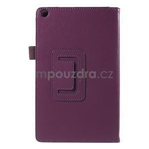 Safety polohovatelné pouzdro na tablet Asus ZenPad 8.0 Z380C - fialové - 3