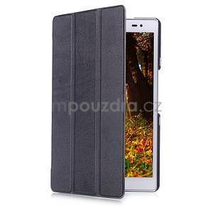 Třípolohové pouzdro na tablet Asus ZenPad 8.0 Z380C - černé - 3