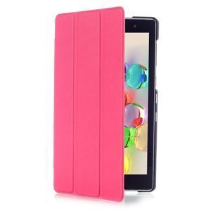 Trifold pouzdro na tablet Asus ZenPad C 7.0 Z170MG - rose - 3
