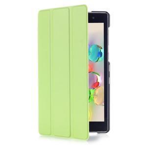 Trifold pouzdro na tablet Asus ZenPad C 7.0 Z170MG - zelené - 3