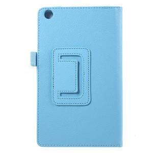 Safety koženkové pouzdro na Asus ZenPad C 7.0 Z170MG - světlemodré - 3