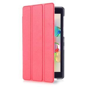 Trifold pouzdro na tablet Asus ZenPad C 7.0 Z170MG - červené - 3