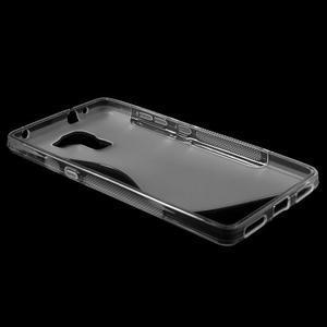 Transparentní gelový kryt S-line na Huawei Honor 7 - 3