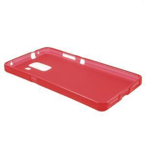 Červené gelové pouzdro na mobil Honor 7 - 3