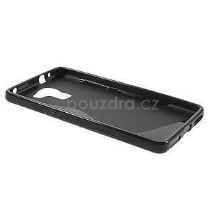 Černý gelový kryt S-line na Huawei Honor 7 - 3