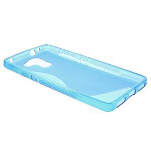 Modrý gelový kryt S-line na Huawei Honor 7 - 3
