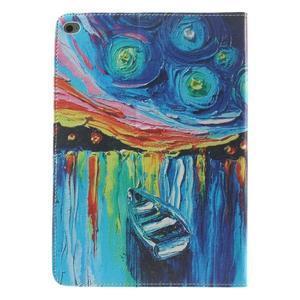 Paint stylové pouzdro na iPad Air 2 - loďka - 3