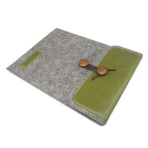 Envelope univerzální pouzdro na tablet 26.7 x 20 cm - zelené - 3