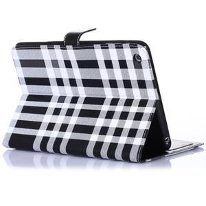 Fashion style pouzdro na iPad Air 2 - černé - 3