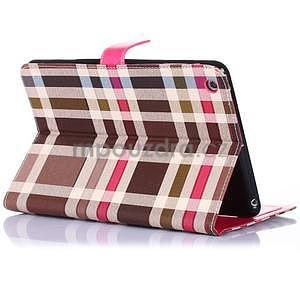 Fashion style pouzdro na iPad Air 2 - rose - 3