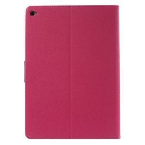 Excelent Diary pouzdro pro iPad Air 2 - rose - 3