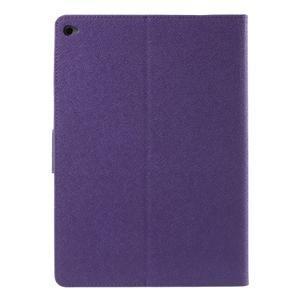 Excelent Diary pouzdro pro iPad Air 2 - fialové - 3