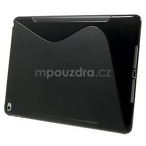 S-line gelový obal na iPad Air 2 - černý - 3