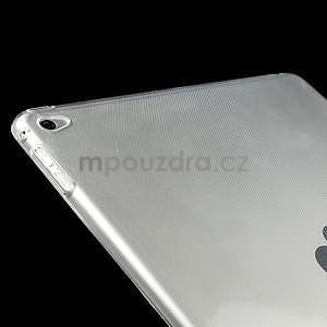 Ultra tenký slim obal na iPad Air 2 - transparentní - 3