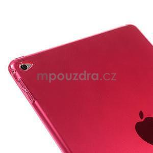 Ultra tenký slim obal na iPad Air 2 - červený - 3