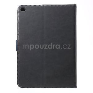 Daffi elegantní pouzdro na iPad Air 2 - šedé - 3