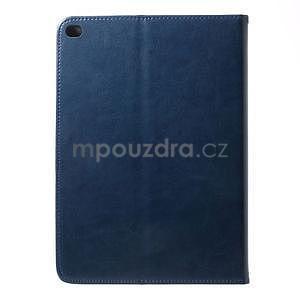 Daffi elegantní pouzdro na iPad Air 2 - tmavěmodré - 3
