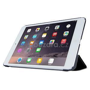Lines polohovatelné pouzdro na iPad Mini 3 / iPad Mini 2 / iPad mini - černé - 3