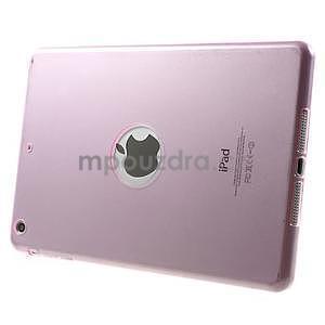 Ultra tenký slim obal na iPad Mini 3, iPad Mini 2, iPad Mini - růžový - 3