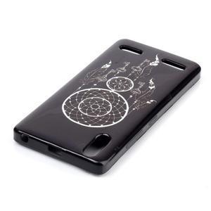 Jelly gelový obal na mobil Lenovo A6000 - snění - 3