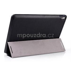 Troj-polohové pouzdro na table Lenovo IdeaTabl A10-70 - černé - 3