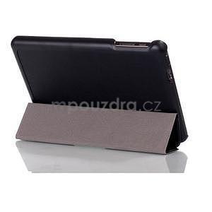 "Tří polohové pouzdro na tablet Lenovo IdeaTab Miix 3 8"" - černé - 3"