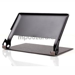 Koženkové pouzdro na Lenovo Yoga Tablet 2 8.0 - černé - 3