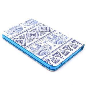 Pouzdro na tablet Samsung Galaxy Tab 4 8.0 - sloni - 3