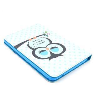 Pouzdro na tablet Samsung Galaxy Tab 4 8.0 - sovičky - 3