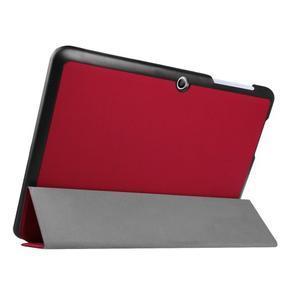 Třípolohové pouzdro na tablet Acer Iconia One 10 B3-A20 - červené - 3
