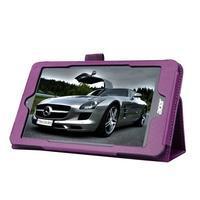 Seas dvoupolohový obal na tablet Acer Iconia One 7 B1-750 - fialové - 3/5