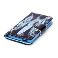 Motive pouzdro na mobil Acer Liquid Jade Z - peříčka - 3/6