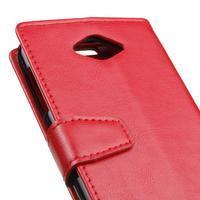 Pouzdro na mobil Acer Liquid Z530 - červené - 3/7