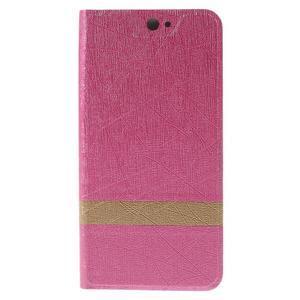 Klopové pouzdro na mobil Acer Liquid Z530 - rose - 3