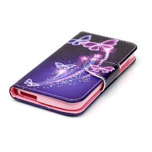 Luxy peněženkové pouzdro na Acer Liquid Z530 - kouzelní motýlci - 3
