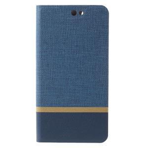 Klopové pouzdro na mobil Acer Liquid Z630 - modré - 3