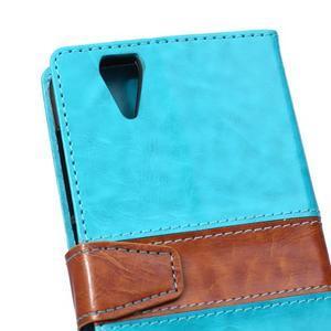Lines pouzdro na mobil Acer Liquid Z630 - modré - 3