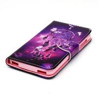 Peněženkové pouzdro na mobil Acer Liquid Z630 - lapač snů - 3/6