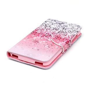 Peněženkové pouzdro na mobil Acer Liquid Z630 - gliter - 3