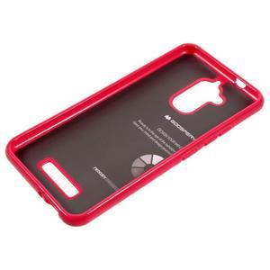 Jelly odolný gelový obal na Asus Zenfone 3 Max ZC520TL - rose - 3