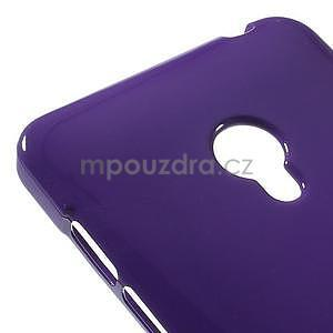 Fialový gelový obal na Asus Zenfone 5 - 3