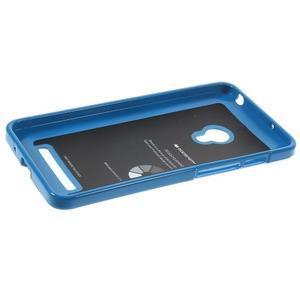 Gelový obal na Asus Zenfone 5 - modrý - 3
